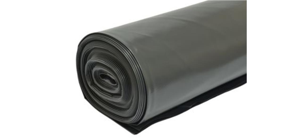 4m heavy duty black polythene plastic sheeting 4m wide dpm. Black Bedroom Furniture Sets. Home Design Ideas